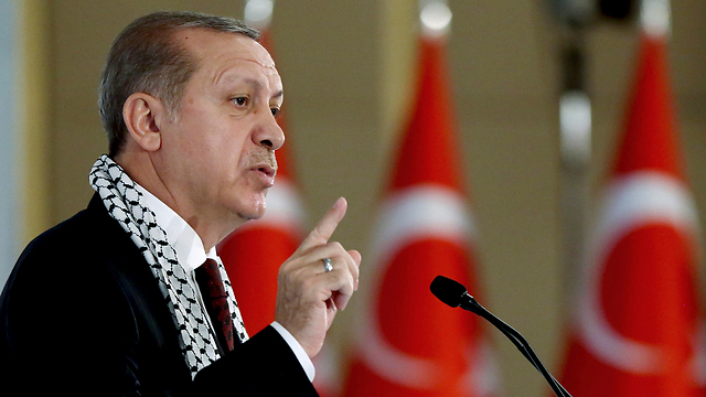 Erdoğan's powers are to be strengthened. (Photo: AP)