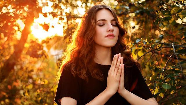 להתמסר לצורך של הרוח, ולהגיע אל האהבה האמיתית (צילום: shutterstock)