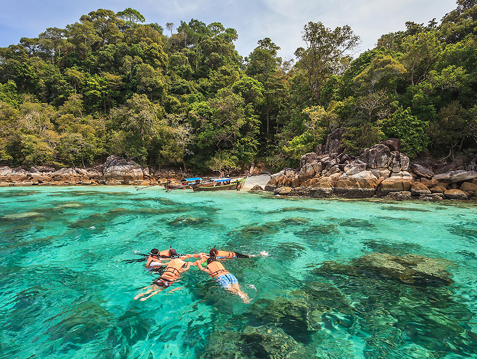 שכחו מהאיים הרגילים בתאילנד ובואו לגלות חופים חדשים (צילום: fotolia) (צילום: fotolia)
