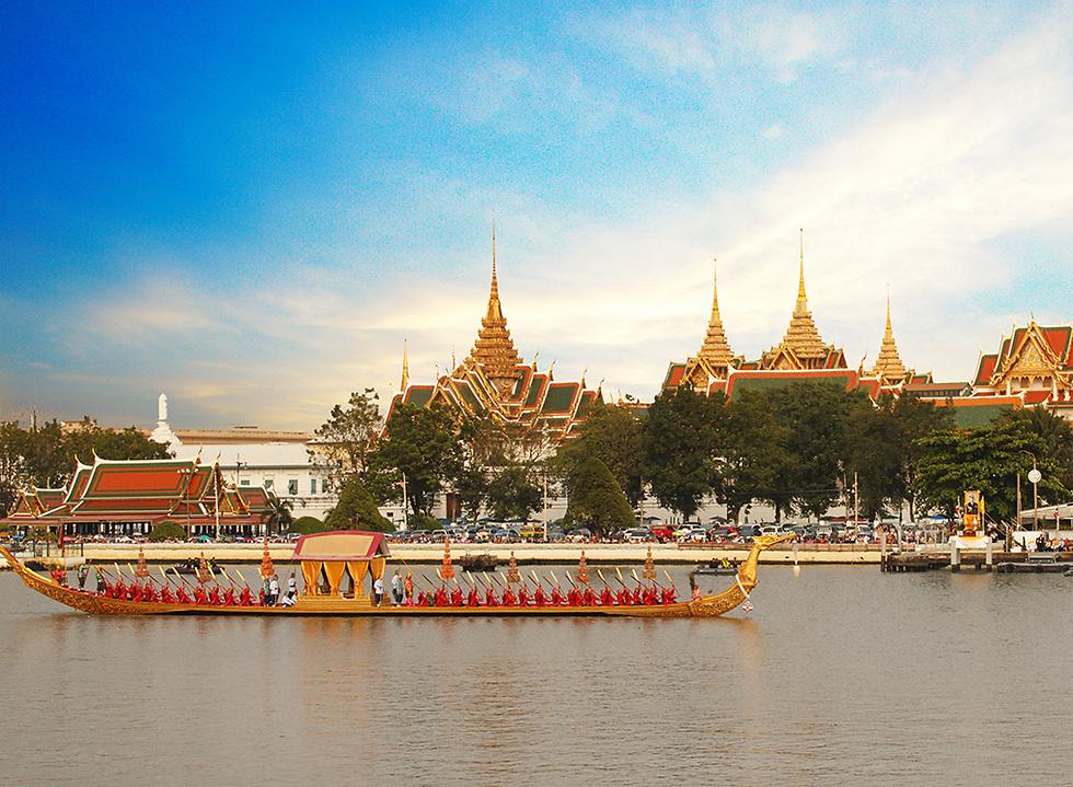 לא רק שופינג: שייט בבנגקוק הוא רק אחד מיני אטרקציות רבות בעיר (צילום: iStock) (צילום: iStock)