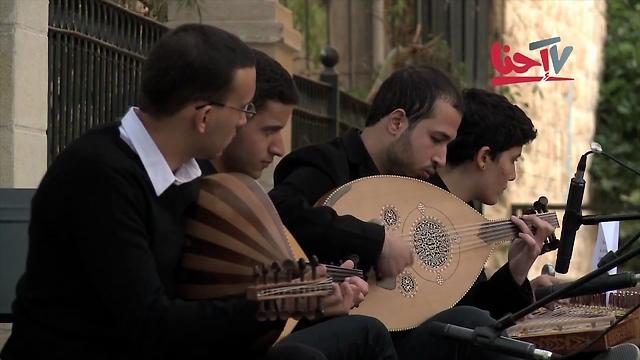 לומדים מוסיקה קלאסית בביר זית ()