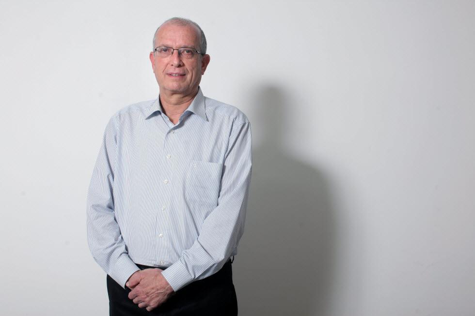 IAI CEO Yossi Weiss