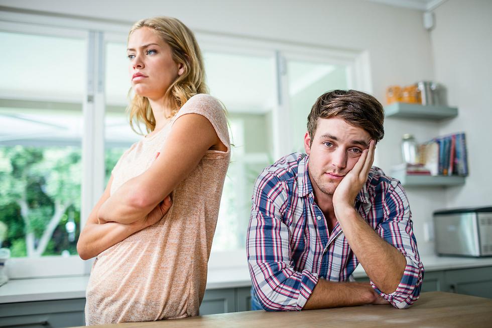 אם נפריד בתים - מה יישאר? (צילום: Shutterstock) (צילום: Shutterstock)