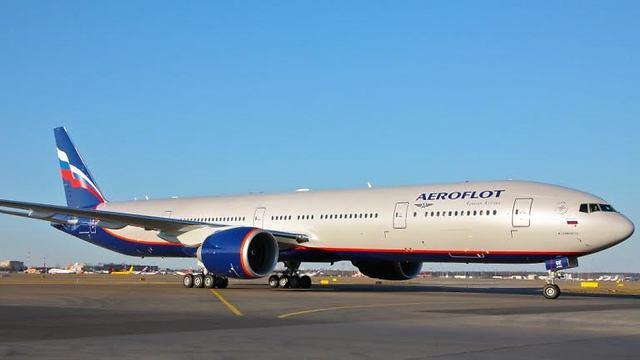 מטוס אירופלוט (צילום: Aeroflot)