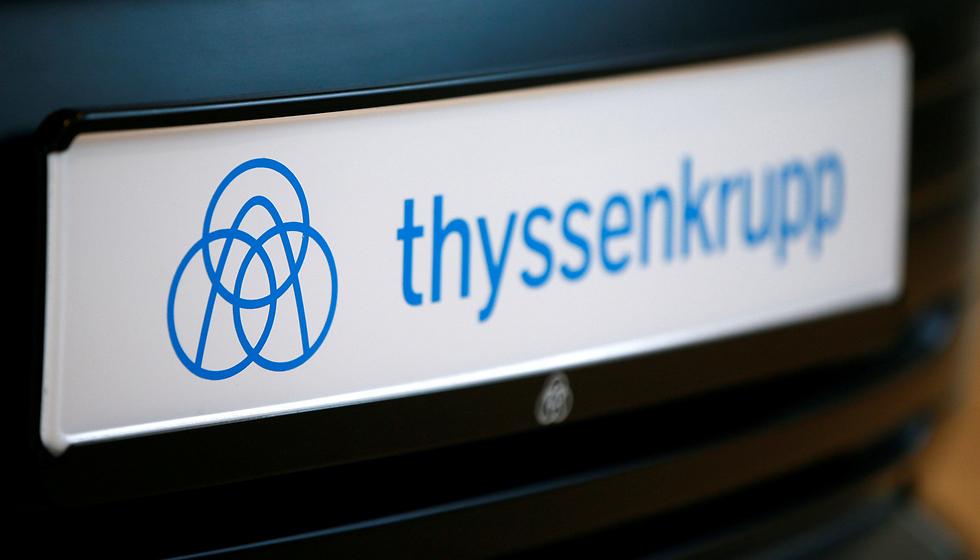 Thyssenkrupp (Photo: Reuters)