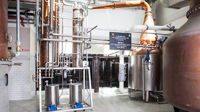 Photo: Lior Golsad (Photo: Milk and Honey Distillery)
