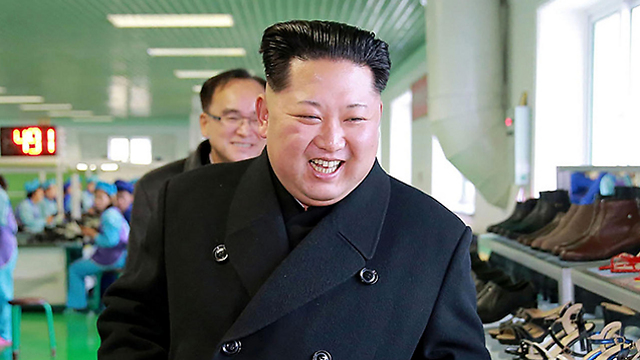 North Korea Leader Kim Jong-un (Photo: AFP, KCNA via KNS)