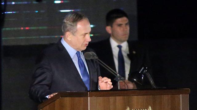Benjamin Netanyahu (Photo: Motti Kimchi)