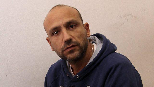 שמעון עקא, הורשע בהסדר טיעון בפרשה (צילום: אלכס קולומויסקי) (צילום: אלכס קולומויסקי)