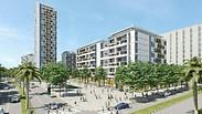 הדמיה: נעמה מליס, אדריכלות ובינוי ערים