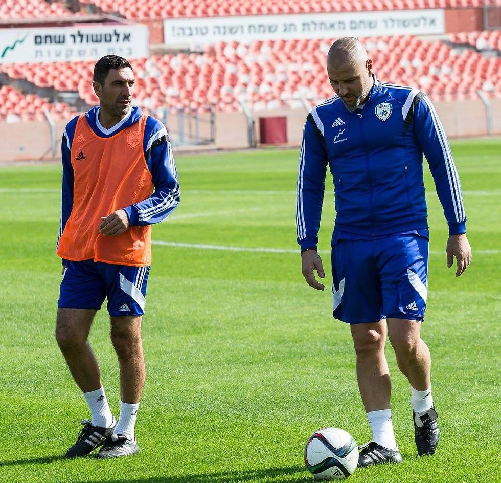 איציק זוהר (צילום: ההתאחדות לכדורגל) (צילום: ההתאחדות לכדורגל)