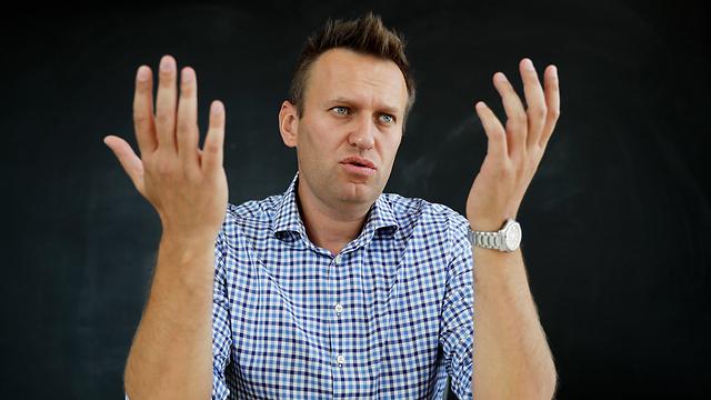 Алексей Навальный. Фото: АР