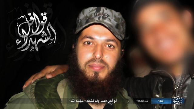 Kishtah, the liaison between Hamas and ISIS in the Sinai Peninsula
