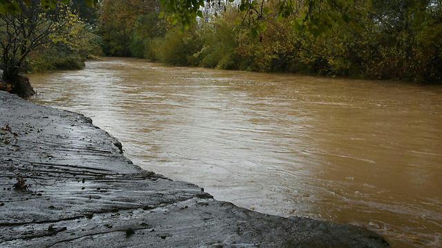 זרימה בנהר הירדן (צילום: אביהו שפירא) (צילום: אביהו שפירא)