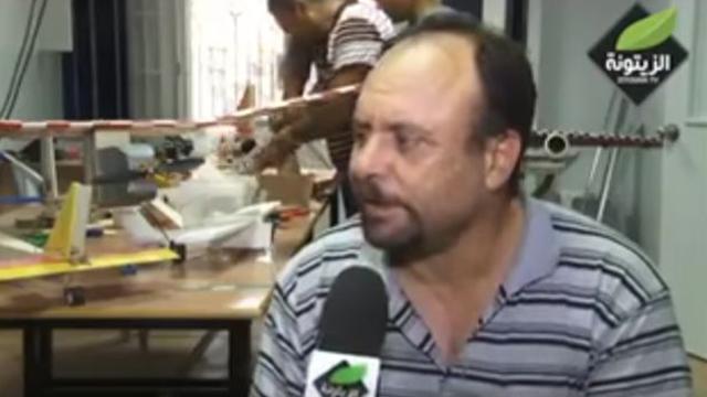"""חמאס: """"לאויב הציוני יש ניסיון בחיסולים פוליטיים"""". א-זווארי מתראיין ()"""