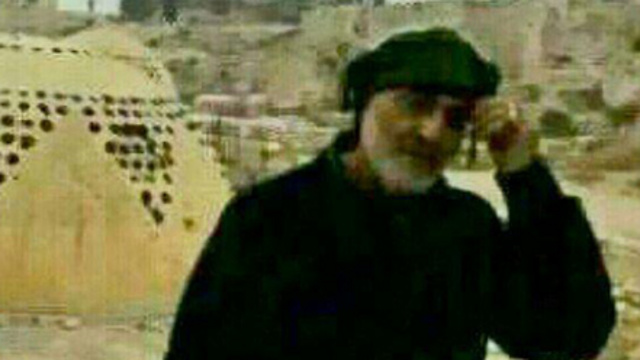 Qassem Soleimani in Aleppo, Syria