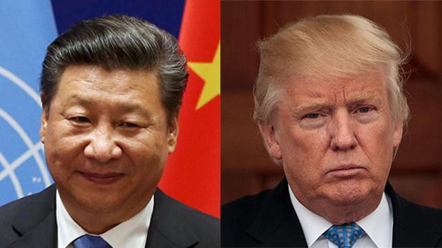 למרות ההתנגדות הסינית. טראמפ ושי (צילום: EPA, AFP) (צילום: EPA, AFP)