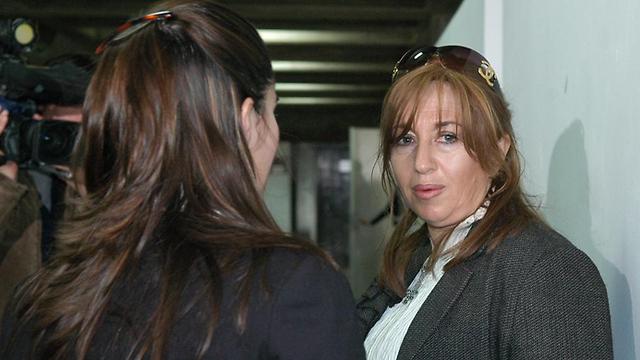 רבקה פאלוך בבית המשפט ב-2007 (צילום: ירון ברנר) (צילום: ירון ברנר)