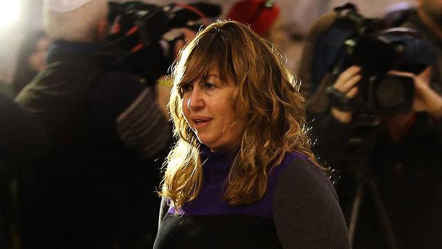 רבקה פאלוך (צילום: עמית שאבי) (צילום: עמית שאבי)