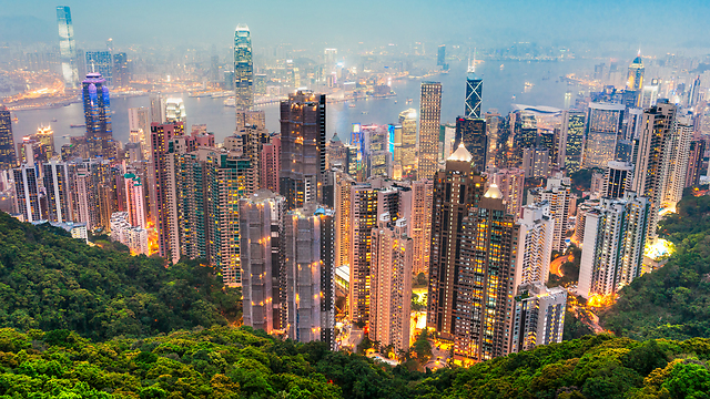 Hong Kong retained its first place on the list, for now (Photo: Shutterstock)