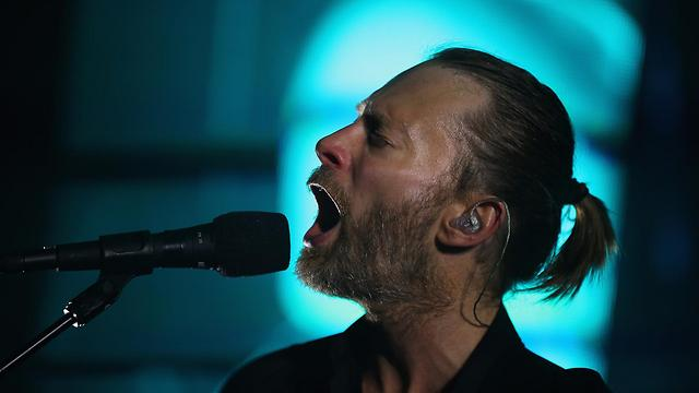 Thom Yorke (Photo: Getty Images)