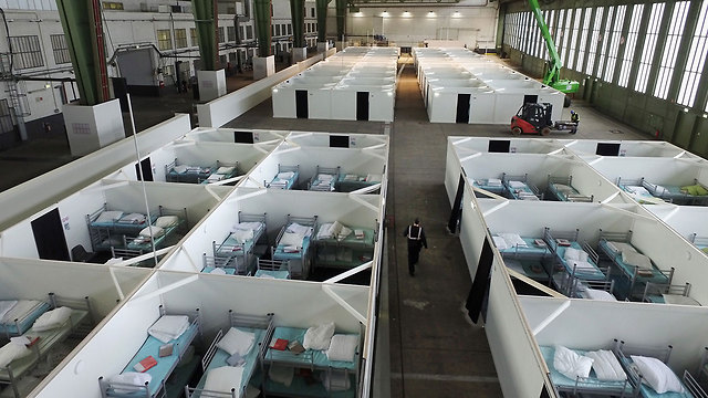 A refugee center in Germany (Photo: GettyImages)