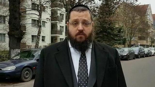 הרב יהודה טייכטל ()