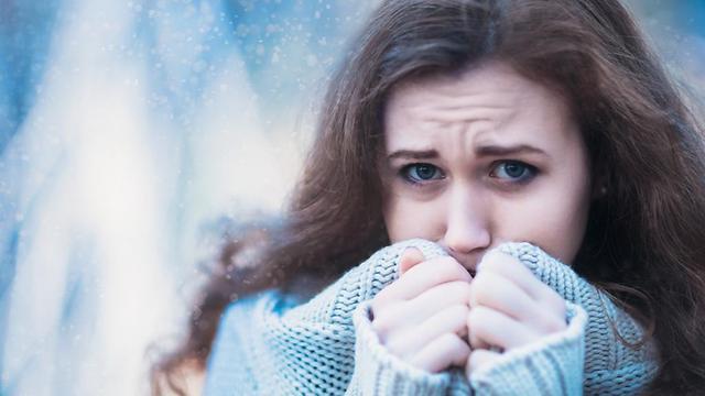 בואו נירגע, לא כל-כך קר כאן (צילום: hutterstock) (צילום: hutterstock)