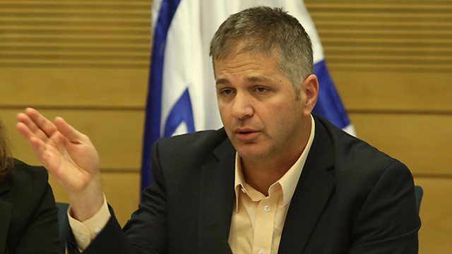 MK Kish's 'Breaking the Silence bill' will also be discussed (Photo: Gil Yohanan)