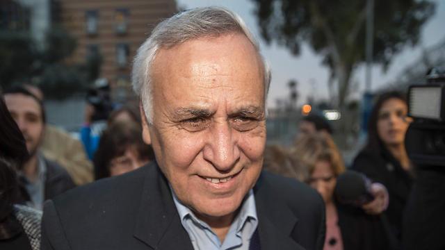 Moshe Katsav (Photo: AFP)