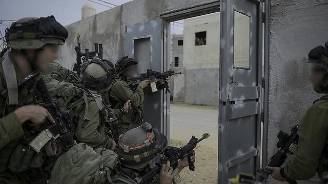 IDF training exercises (Photo: IDF Spokesperson's Unit) (Photo: IDF Spokesperson's Unit)