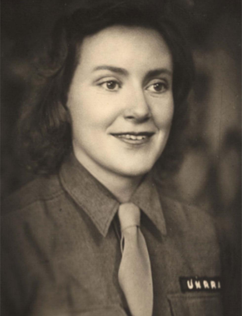 פריצ'רד בתקופת מלחמת העולם השנייה (צילום: באדיבות יד ושם)