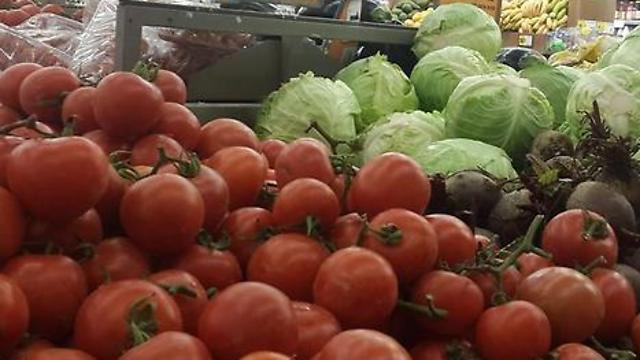 Овощи и фрукты тоже подешевели