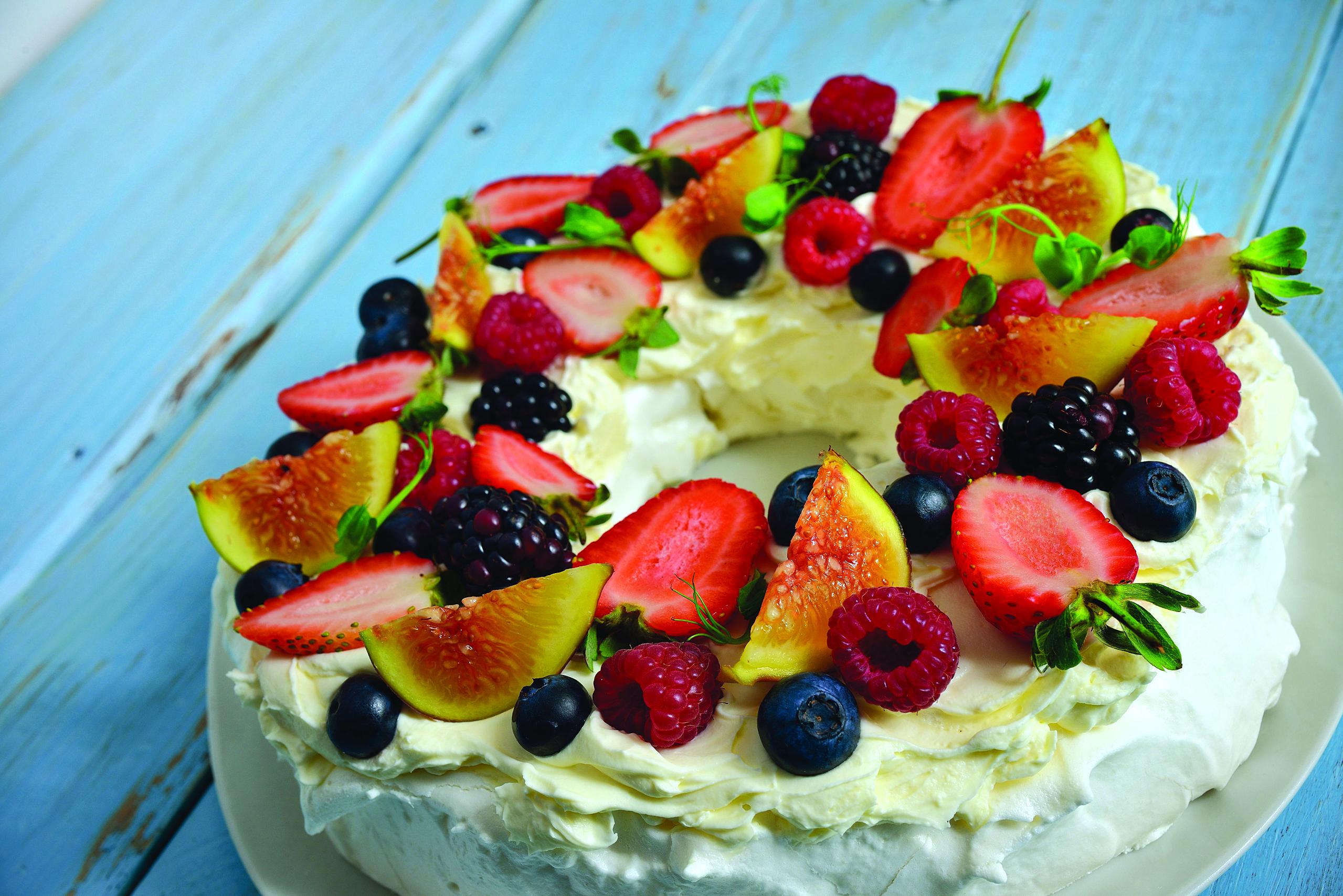 Image result for десерт павлова