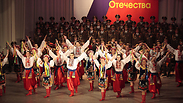 """צילום: ארכיון הלהקה ע""""ש אלכסנדרוב"""