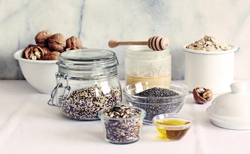 מזונות-על. לא מדובר בשיקוי קסמים (צילום: Shutterstock)