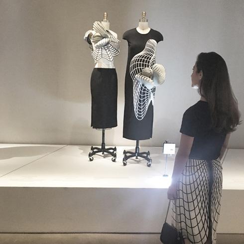השמלות של רביב במוזיאון מטרופוליטן בניו יורק