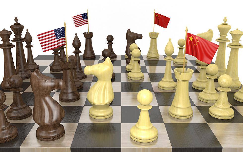 המלחמה על הובלת כלכלת העולם (צילום: Shutterstock) (צילום: Shutterstock)