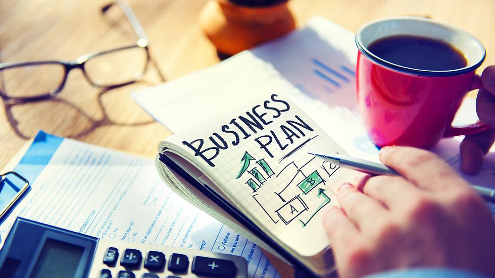בנו תוכנית עסקית (צילום: shutterstock)