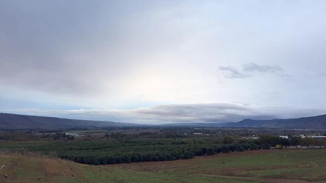 The Hula Valley (Photo: MAgen Shenhav)