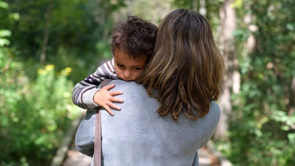 משפחות חד-הוריות. עלייה בשיעורי העוני (צילום: shutterstock) (צילום: shutterstock)