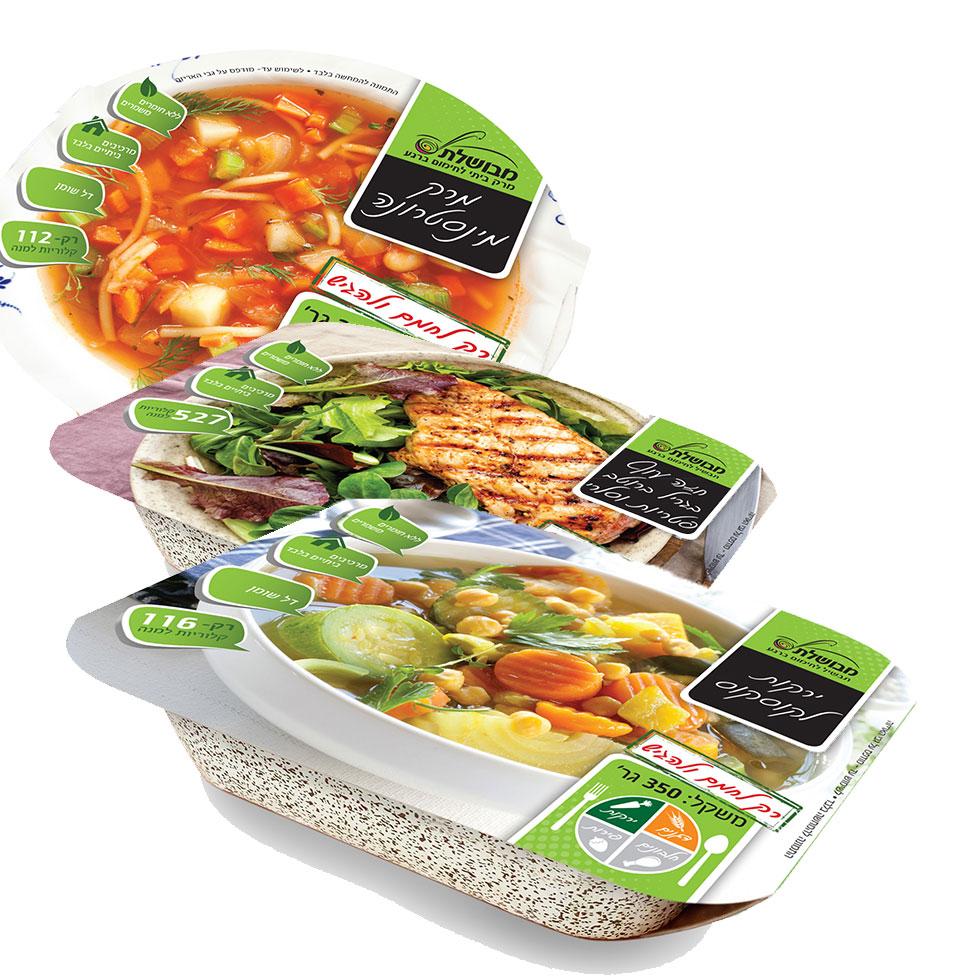 מוצרים של חברת מבושלת ()