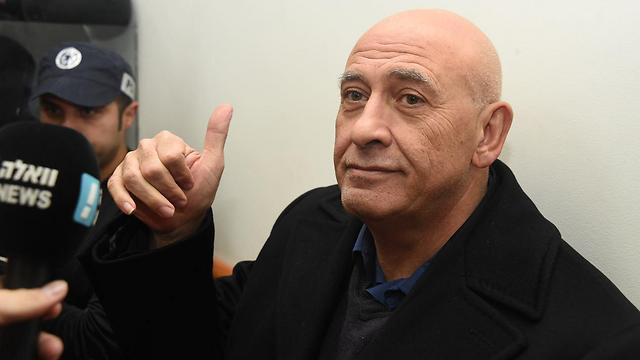 MK Ghattas (Photo: Yair Sagi) (Photo: Yair Sagi)