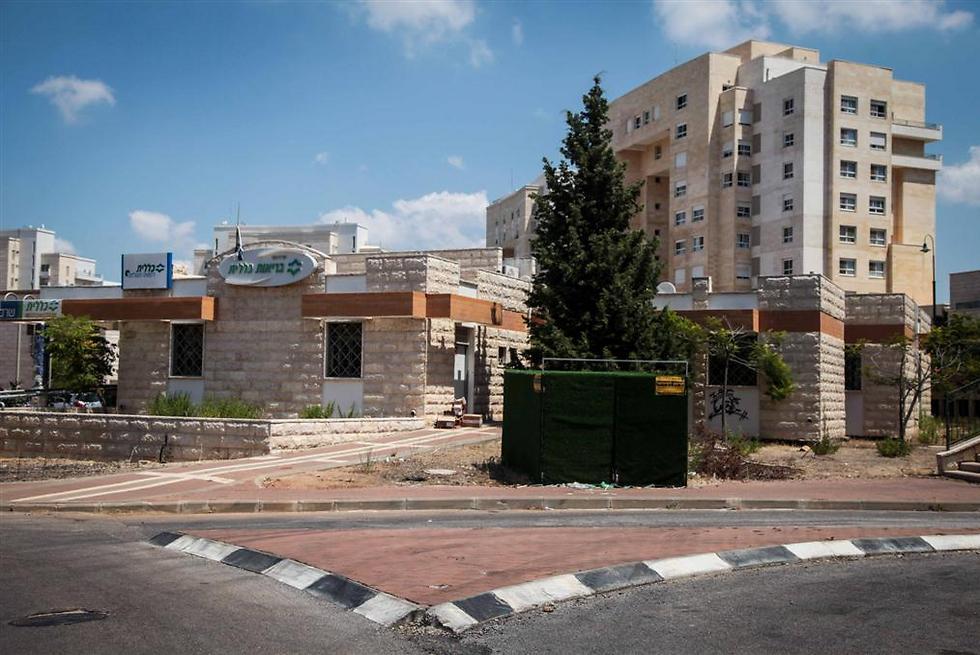 כרמיאל. 248 דירות מוזלות (צילום: אבישג שאר-ישוב) (צילום: אבישג שאר-ישוב)