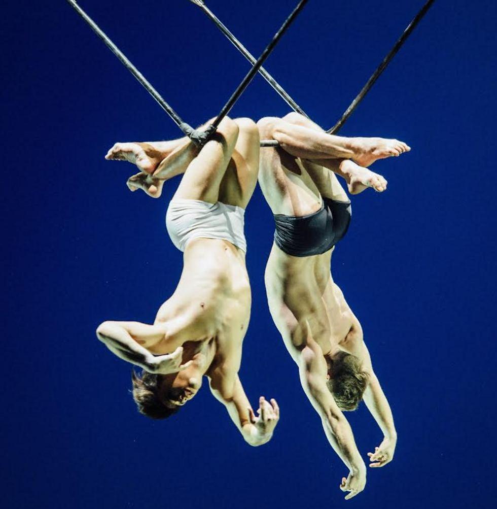 מתוך המופע בבודפשט (צילום: אורית פניני) (צילום: אורית פניני)