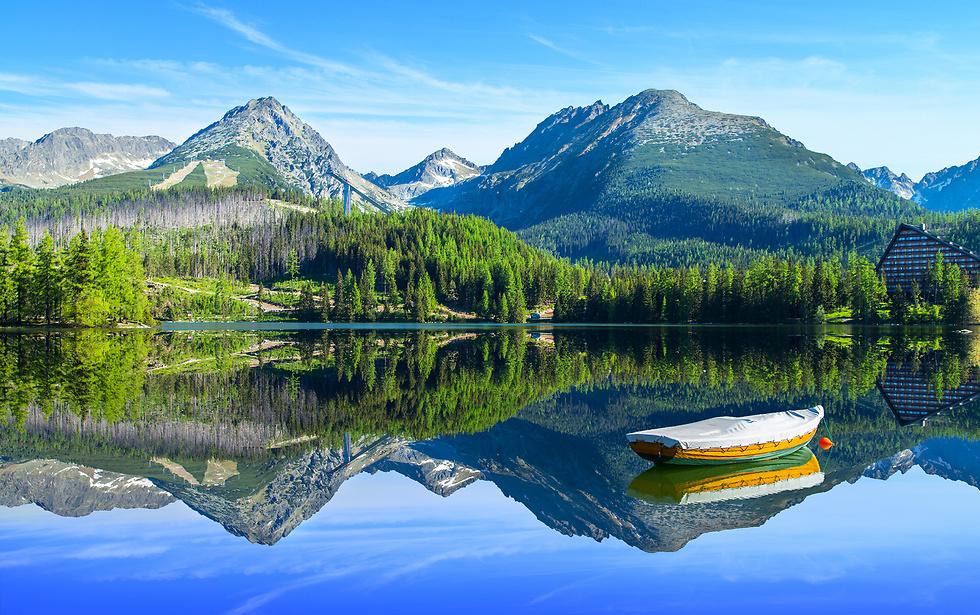 יעד משפחתי ל-2018 - הרי הטטרה (צילום: Fotolia)