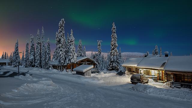 לפלנד. יום הולדת מאה לפינלנד (צילום: שאטרסטוק)