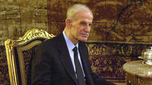 Hafez Assad (Photo: AP)