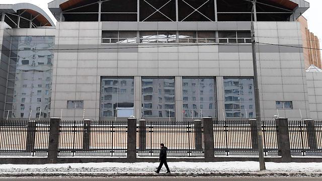 מטה GRU במוסקבה (צילום: AFP) (צילום: AFP)