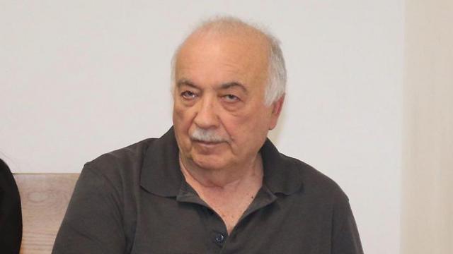 אליעזר פישמן (צילום: מוטי קמחי)